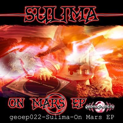 Geomagnetic.tv - SULIMA - On Mars - Digital EP