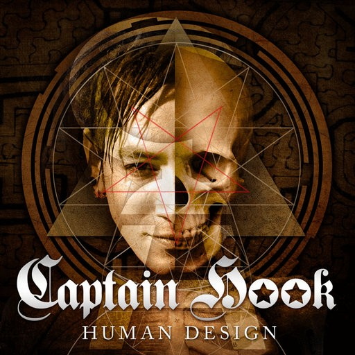 Iboga Records - CAPTAIN HOOK - Human Design