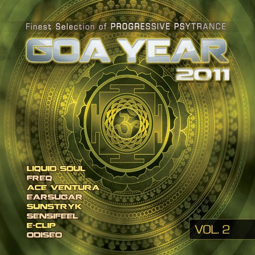 GoaCrops Records - .Various - Goa Year 2011 Vol 2