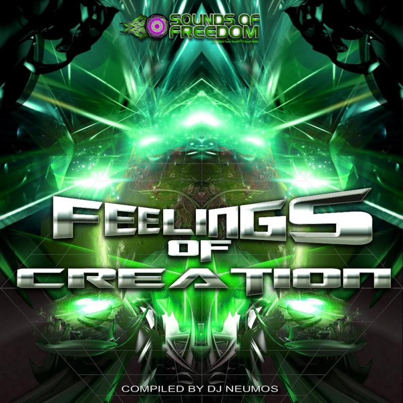 Sounds of Freedom Records - .Various - Feelings of creation