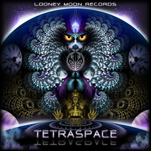 Looney Moon Records - .Various - Tetraspace