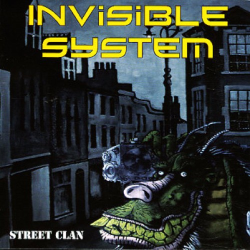 Harper Diabate - INVISIBLE SYSTEM - Street Clan