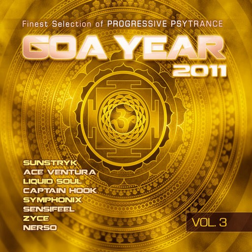 GoaCrops Records - .Various - Goa Year 2011 Vol 3
