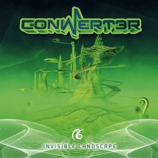Harmonia Records - CONWERTER - Invisible Landscape