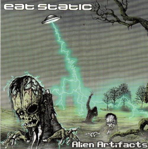 Mesmobeat - EAT STATIC - Alien Artifacts