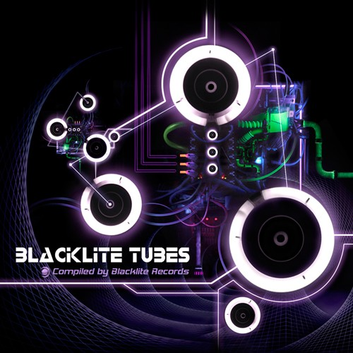 Blacklite Records - .Various - Blacklite Tubes