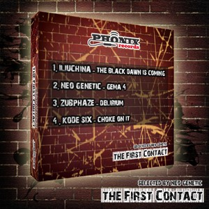 Phonix Records - .Various - The First Contact