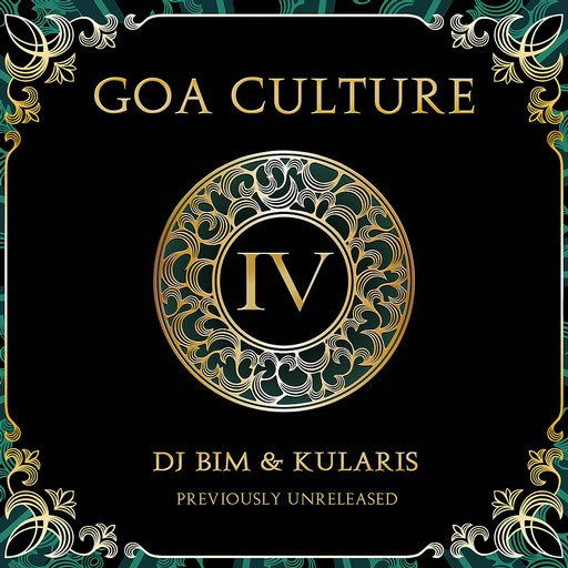 Yellow Sunshine Explosion - .Various - Goa Culture Vol 4