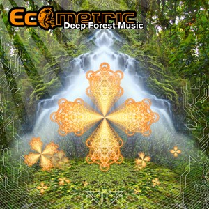 Psybertribe Records - ECOMETRIC - Deep Forest Music