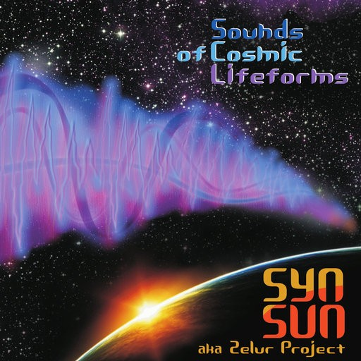 Phototropic Records - SYNSUN - Sounds Of Cosmic Lifeforms
