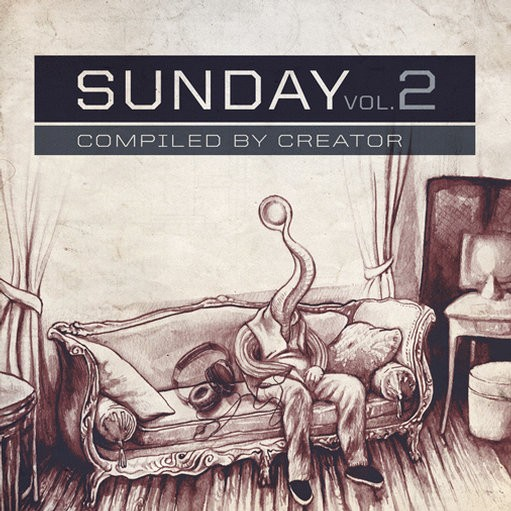 Blue Tunes Records - .Various - Sunday Vol 2