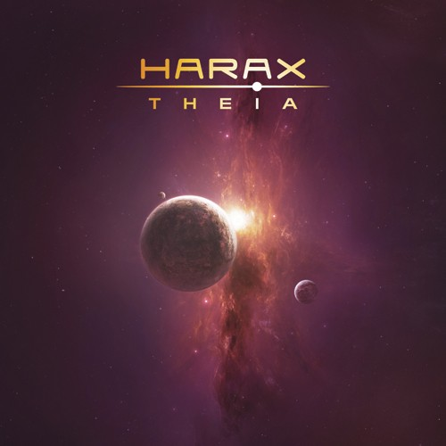 Awakening Records - HARAX - Theia
