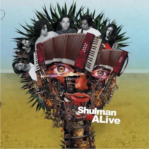 Aleph Zero Records - SHULMAN - Alive
