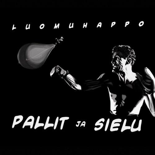 Freakdance Records - LUOMUHAPPO - Pallit Ja Sielu