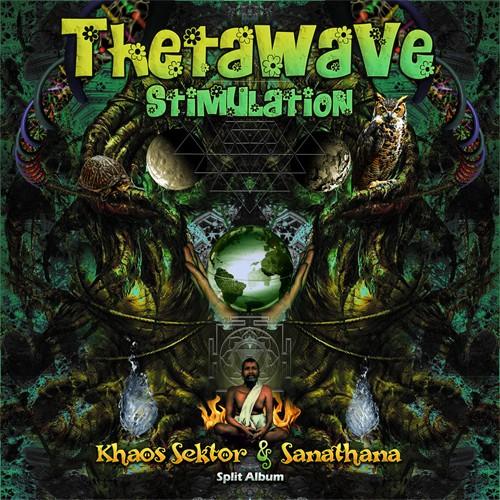 Samana Records - SANATHANA & KHAOS SEKTOR - Thetawave Stimulation