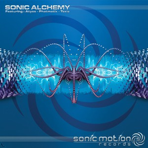 Sonic Motion Records - .Various - Sonic Alchemy
