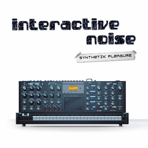 Spin Twist Records - INTERACTIVE NOISE - Synthetik Pleasure