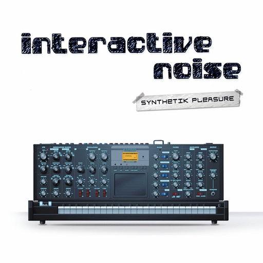 Spin Twist Records - INTERACTIVE NOISE - Synthetik Pleasure