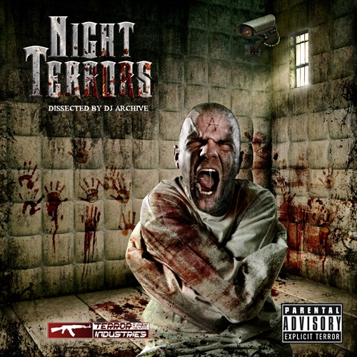 Terror Lab Industries - .Various - Night Terrors
