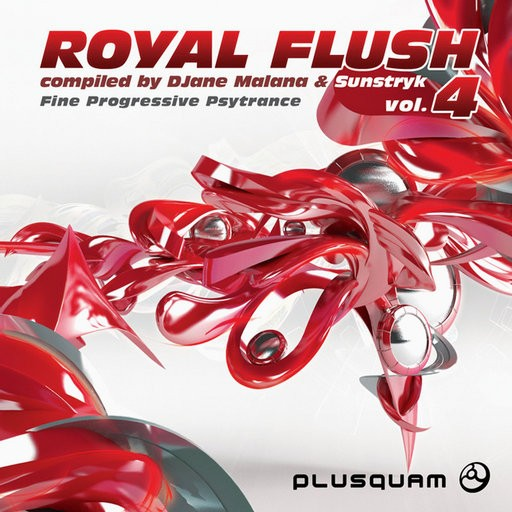 Plusquam Records - .Various - Royal Flush Vol 4