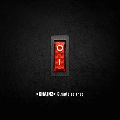 Echoes Recordings - KHAINZ - Simple As That