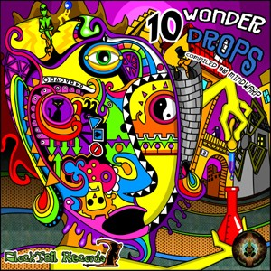 Clocktail Records - .Various - 10 Wonder Drops