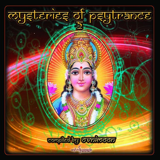 Ovnimoon Records - .Various - Mysteries Of Psytrance Vol 2