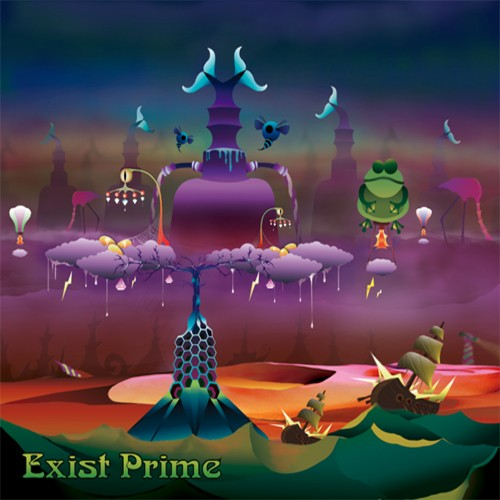 Vantara Vichitra Records - .Various - Exist Prime