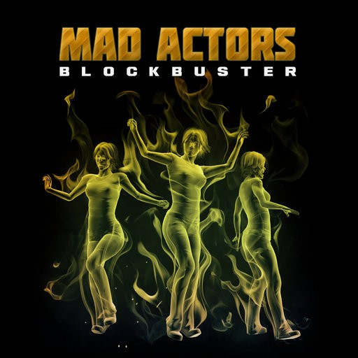 Utopia Records - MAD ACTORS - Blockbuster