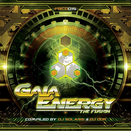 Fractal Records - .Various - Gaia Energy