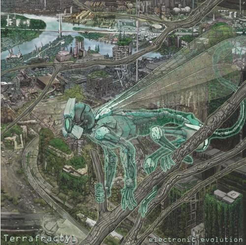 Vertigo Records - TERRAFRACTYL - Electronic Evolution