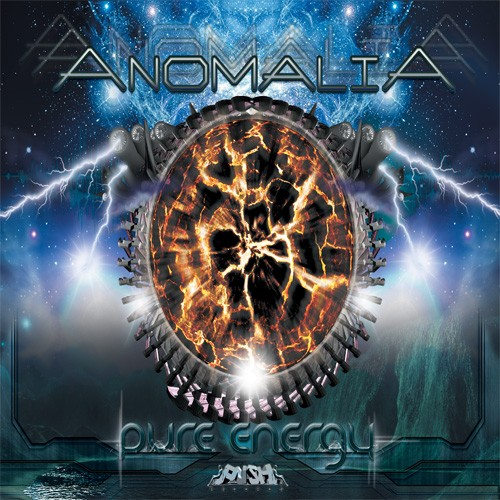 Push Records - ANOMALIA - Pure Energy