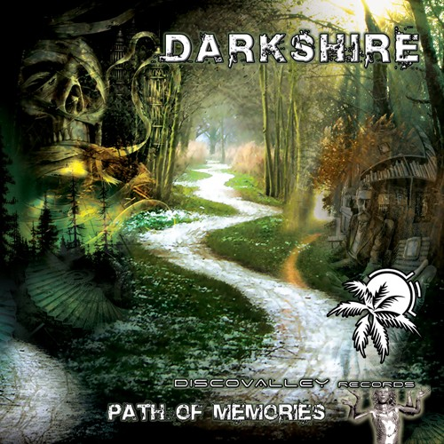 Discovalley Records - DARKSHIRE - Path Of Memories