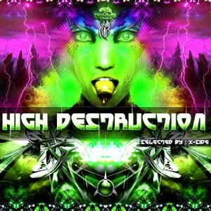 Biomechanix Records - .Various - High destruction vol. 1