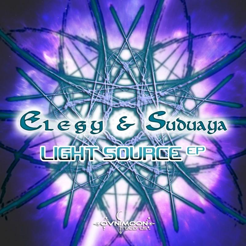 Ovnimoon Records - ELEGY & SUDUAYA - Light Source - Digital EP