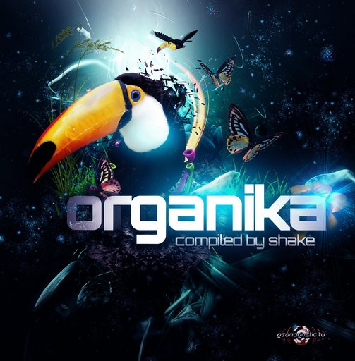Geomagnetic.tv - .Various - Organika