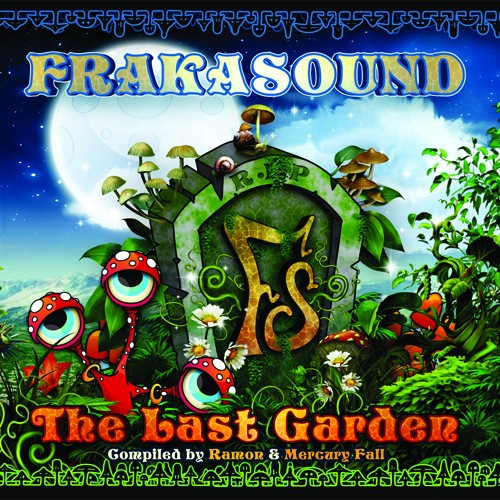 Moonloop Records - .Various - Frakasound : The Last Garden