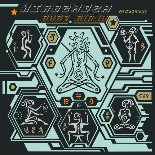 Osom Music - KINDZADZA - Nano Ninja