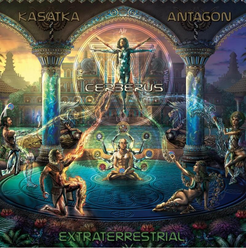 Akashik Record - .Various - Cerberus (Kasatka - Antagon - Extraterrestrial)