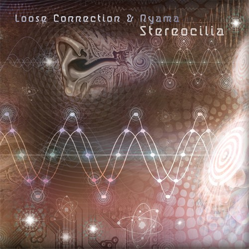 Catawampus Records - LOOSE CONNECTION & NYAMA - Stereocilia