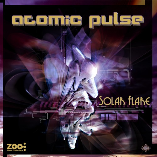 Zoo Music - ATOMIC PULSE - Solar flares (digital EP)