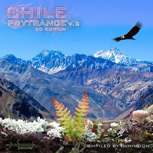Ovnimoon Records - .Various - Chile Psytrance Vol 2