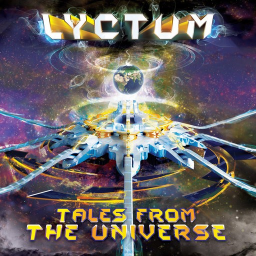 Yellow Sunshine Explosion - LYCTUM - Tales From The Universe