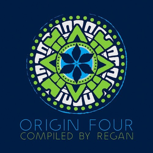Nano Records - .Various - Origin 4 Compiled By Regan
