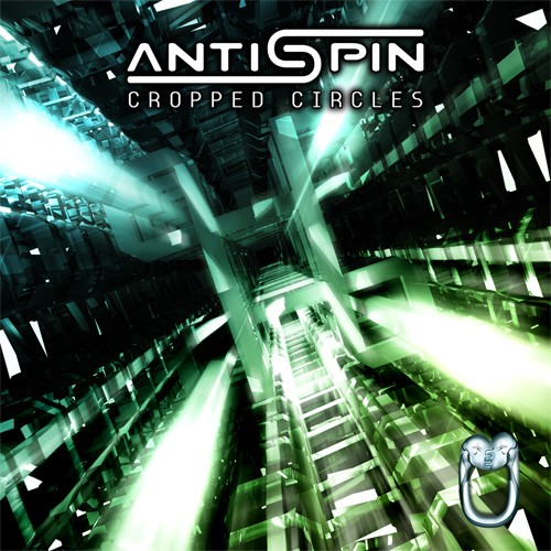 Digital Psionics Records - ANTISPIN - Cropped Circles