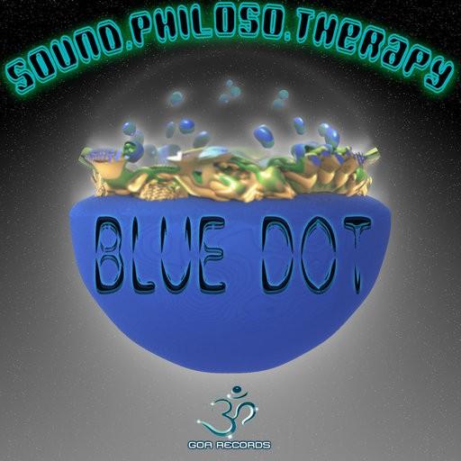 Goa Records - SOUND PHILOSO THERAPY - Blue dot (Digital EP)
