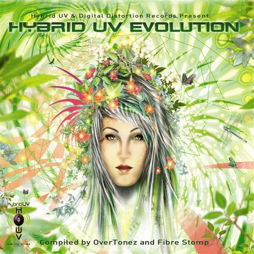 Digital Distortion - .Various - Hybrid UV Evolution
