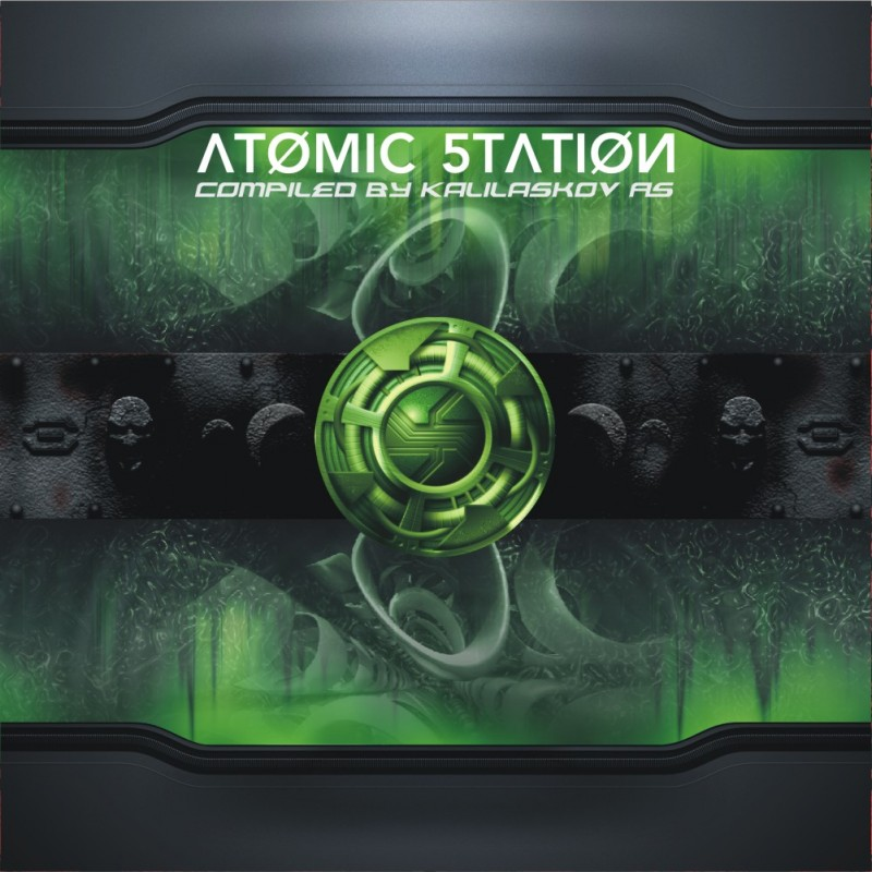 Ohm Ganesh Pro - .Various - Atomic Station