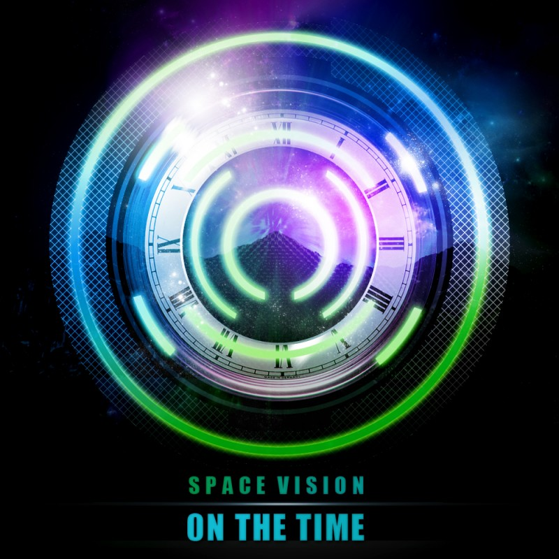 Grasshopper Records - SPACE VISION - On The Time