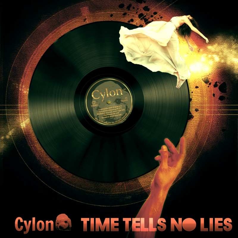 Grasshopper Records - CYLON - Time tells no lies
